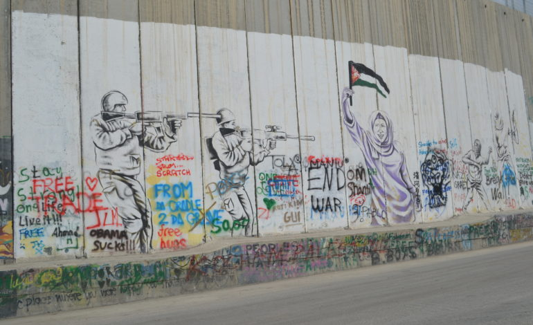 """From the """"iron wall"""" to the """"villa in the jungle"""": Palestinians demolish Israel's security myths"""