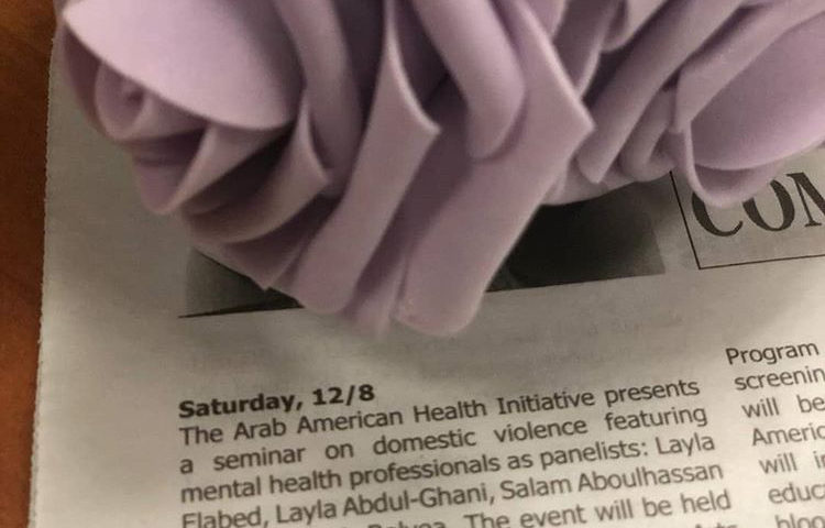 Dearborn community members talk about stigmas and domestic violence awareness