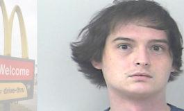 Florida man tries to pay for McDonalds order with bag of marijuana