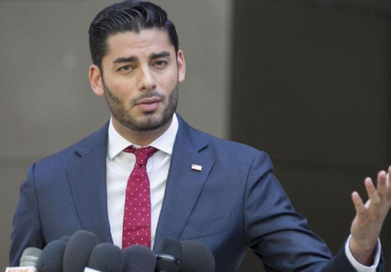 Latino-Arab American Ammar Campa-Najjar narrowly lost in midterms, plans to run in 2020