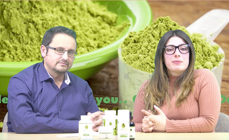 Arab American creates all-in-one nutritional supplement for a toxic, disease filled world