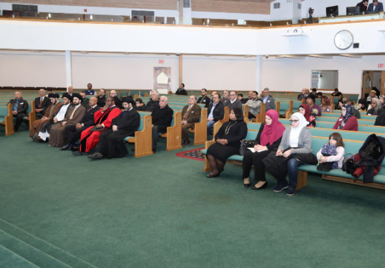 Interfaith leaders urge people to 'stand up' for justice amid rising discrimination