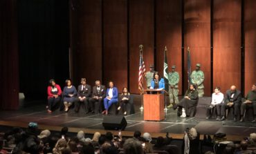 Swearing-in ceremony sends off Rashida Tlaib to Washington D.C.