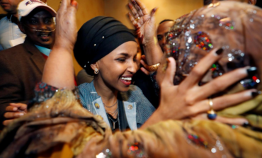 Minnesota congresswoman becomes first to don hijab after 181 year-old law is changed