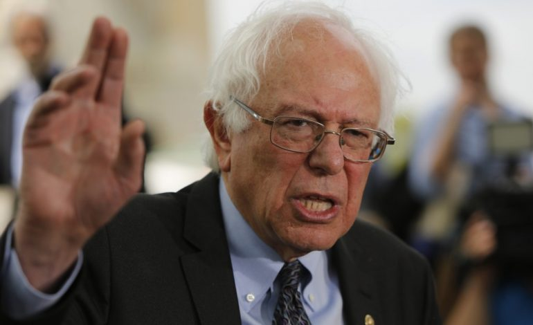 "Sanders called $600 COVID payments ""totally inadequate"""