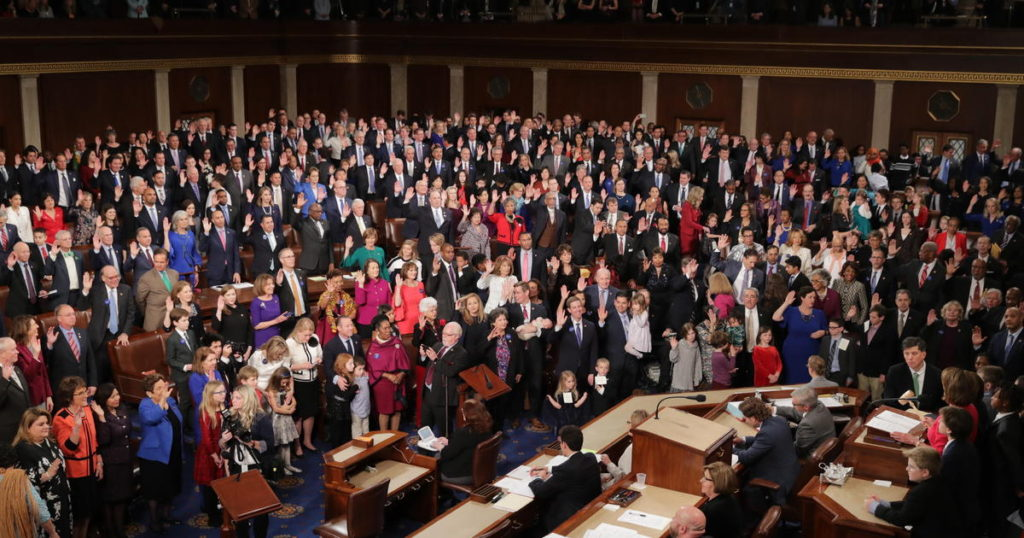 116th Congress most diverse in U.S. history