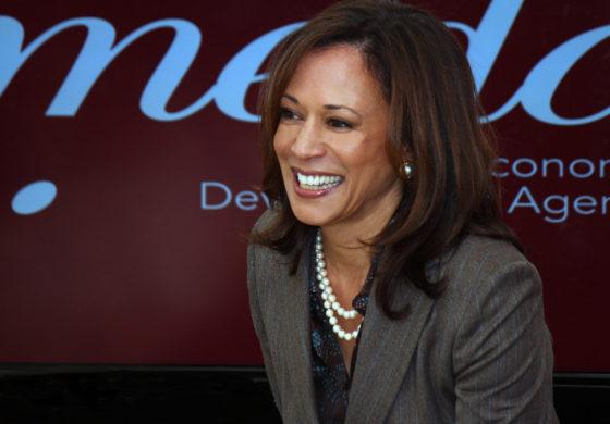 California Democrat Kamala Harris declares candidacy for president