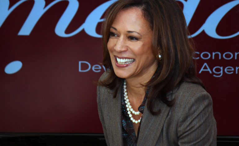 California Democrat Kamala Harris declares candidacy for president