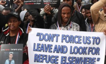 African migrants told to leave by Israeli government or face imprisonment