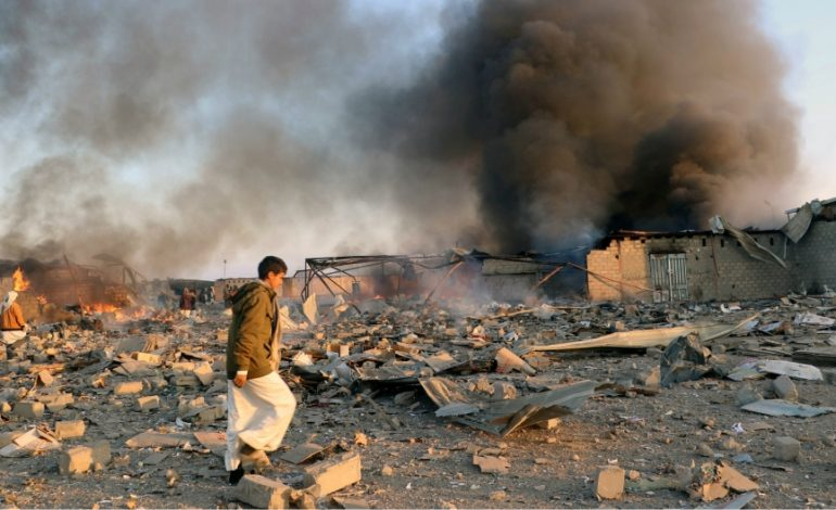 Bipartisan lawmakers seek end to U.S. support for Saudi military action in Yemen