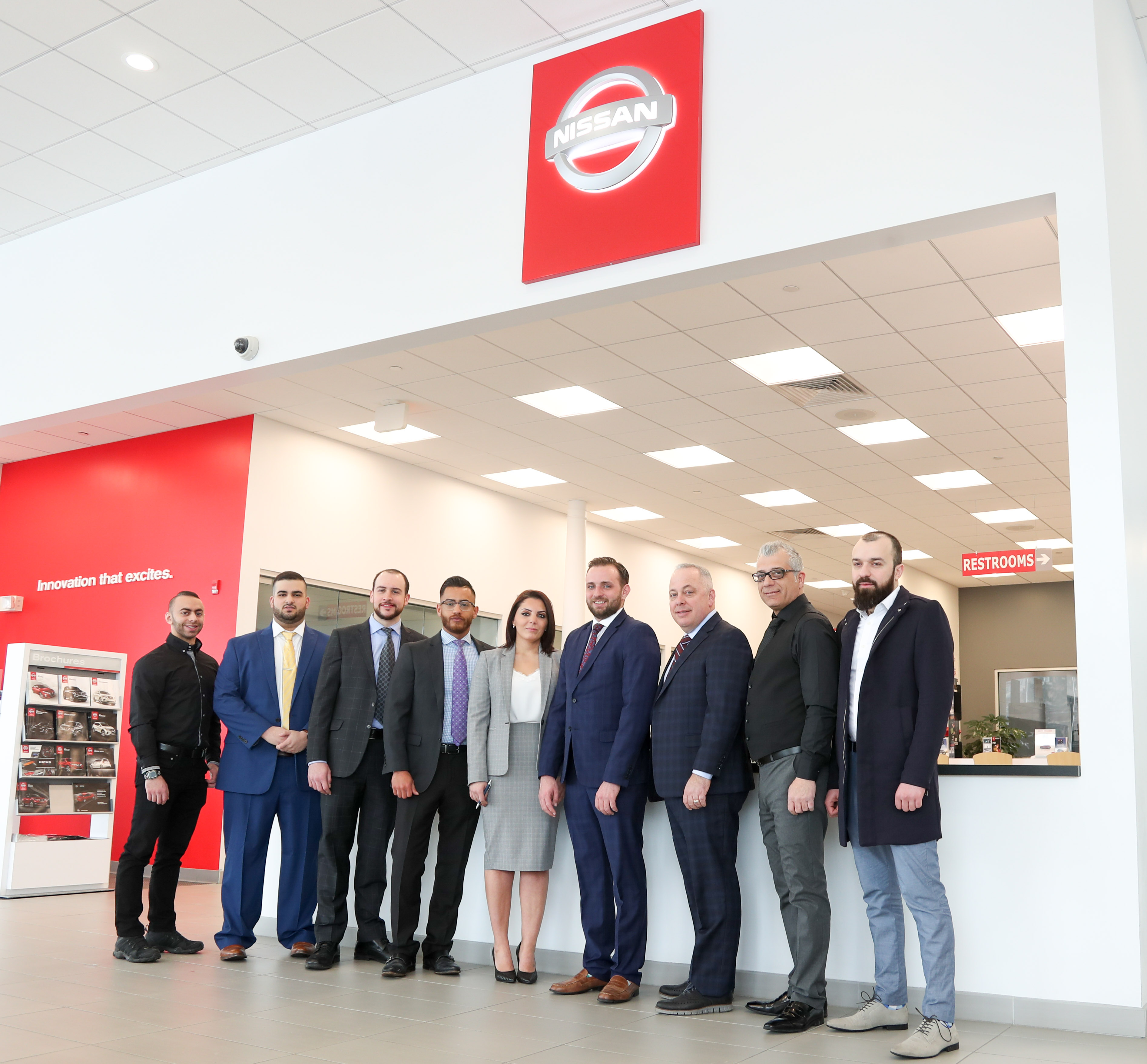 Alan Jay Nissan >> Nissan of Dearborn working to build strong community