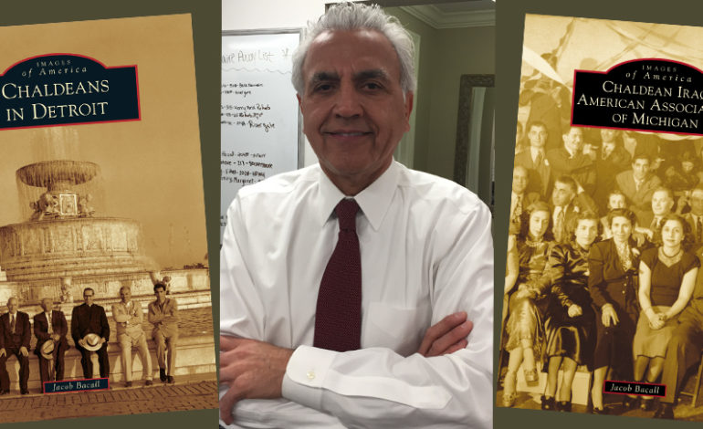 Local author documents Chaldean American immigrant experience