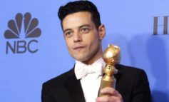 Egyptian-American actor Rami Malek wins best actor in 2019 Oscars
