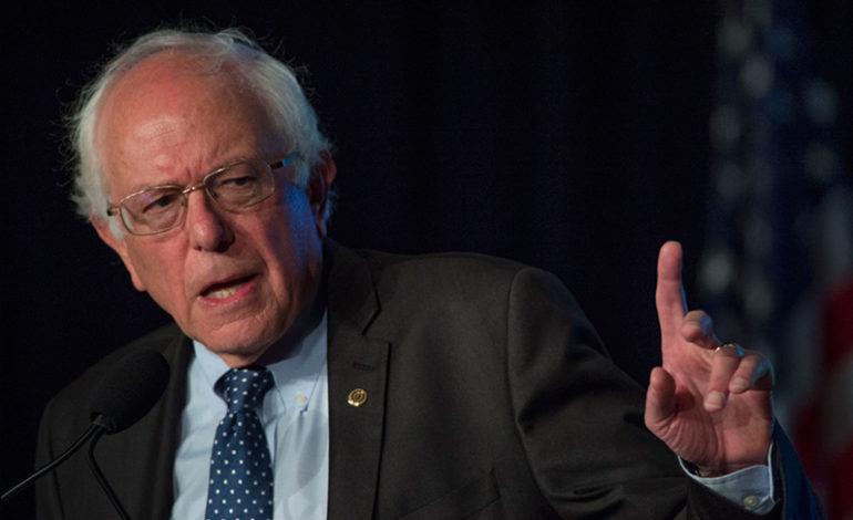 Senator Sanders asks why drug, once free, now costs $375k