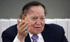 Palestinian lawsuit reopened in U.S. court against billionaire Israeli American donor Sheldon Adelson