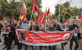 Gaza rallies for Caracas: On the West's dangerous game in Venezuela