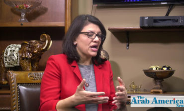 Rashida Tlaib announces impeachment resolution against President Trump
