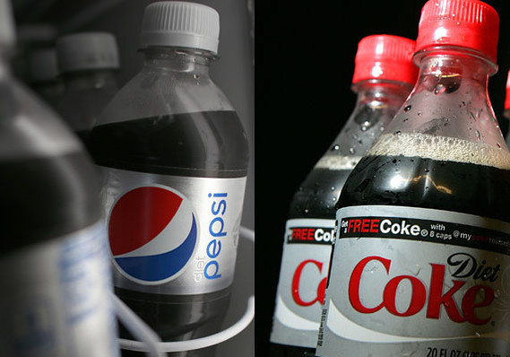 Drinking more than two diet drinks per day linked to increased risk of stroke, heart attacks
