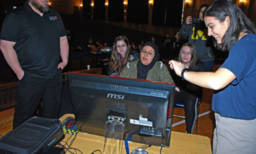 Fordson car simulation event sends an important message to students