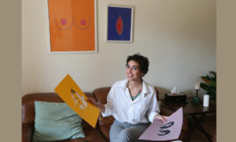 Lebanese illustrator challenges views of Arab women through art