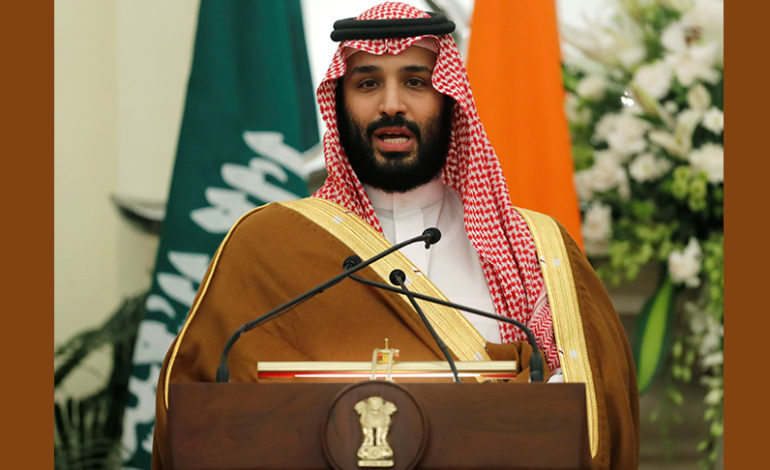 U.S. senators say Saudi crown prince has gone 'full gangster'