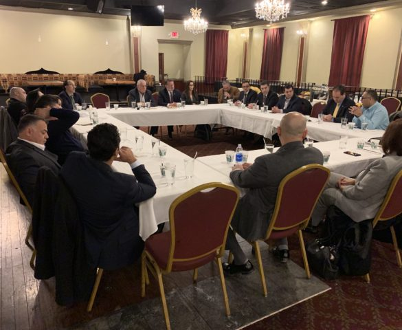 """Community leaders reflect on meeting with Senator Gary Peters over vote on Anti-BDS bill, """"terrorist watchlist"""""""