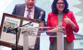 The Arab American News names Congresswoman Rashida Tlaib '2019 Person of the Year'