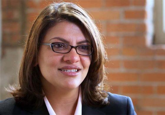 Rashida Tlaib announces bid for a second term in the House