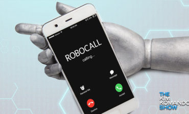 Robocallers, you're out