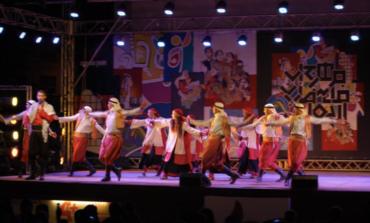 Fordson High School hosts Palestinian folk dance troupe performance