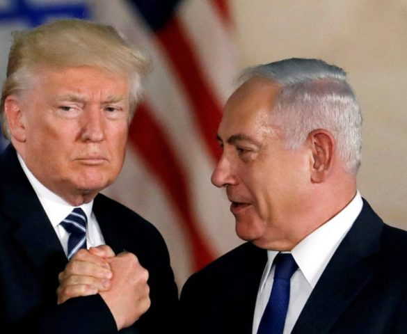 World united in condemnation over Golan Heights tweet by President Trump