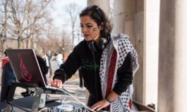 Palestinian DJ Fatin plays for NYC's immigrant community