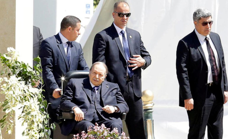 Algeria's Bouteflika – from revolutionary to ailing recluse