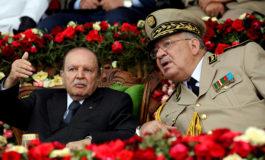 Algeria's Bouteflika to resign before mandate ends April 28