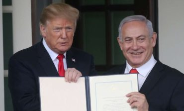 Netanyahu: Israel to name new town on Golan after Trump