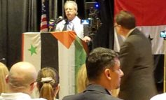 Standing up for Golan and Palestine: Dearborn rally held in defiance of Trump, Netanyahu