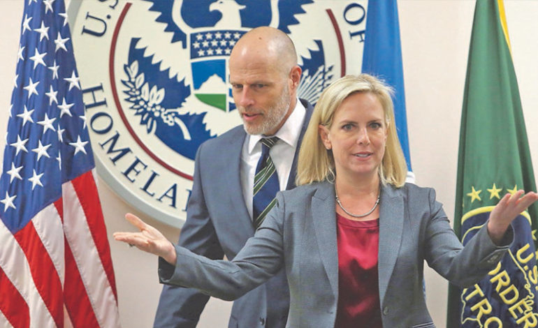 Two Homeland Security officials resign within days of each other amid DHS overhaul