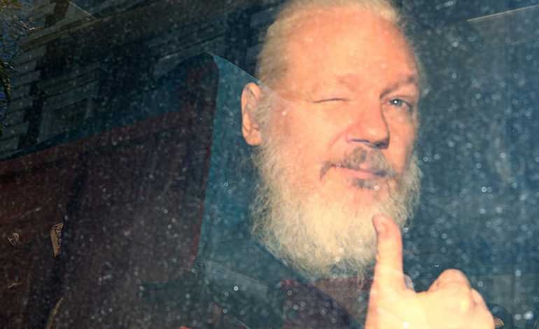 Pardoning Assange would be the first step back toward rule of law