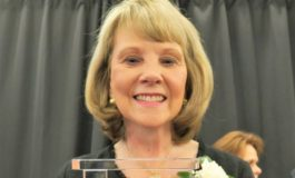 Former WXYZ reporter Mary Conway inducted into the Michigan Journalism Hall of Fame