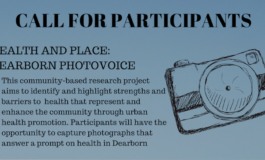 U of M graduate student seeks participants for Dearborn-area health study