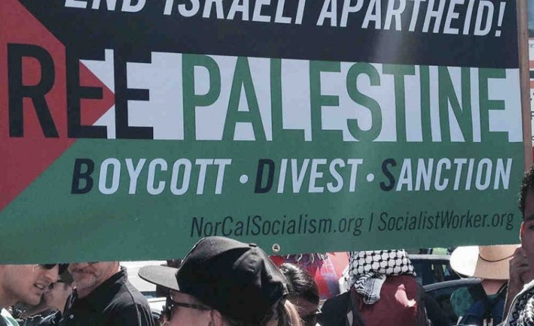 Americans have the right to hear from the leader of BDS movement