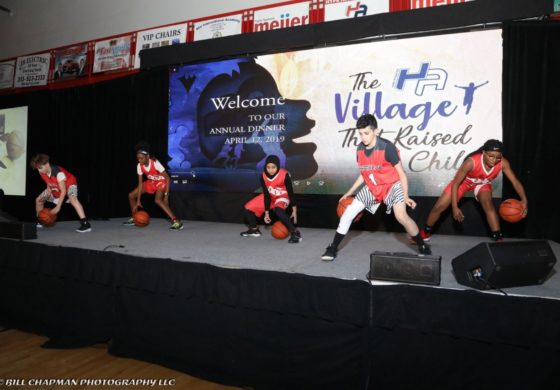 HYPE Athletics honors students at 18th annual gala