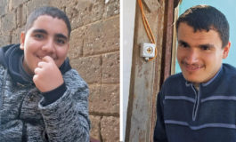 Palestinian brothers in Gaza with cerebral palsy struggle for quality of life