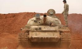 Russia, Syrian army step up attacks on rebel-held northwestern Syria