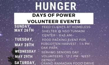 Michigan Muslim Community Council organizes Ramadan Fight Against Hunger campaign