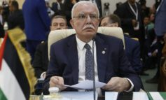 Palestinian foreign minister: U.S. crafting surrender plan, not peace deal