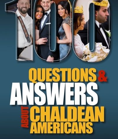 Launch event for book on Chaldean Americans to be held May 22 in Bloomfield Hills