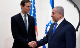 "Kushner in Middle East seeking support for ""peace plan"" that Palestinians reject"