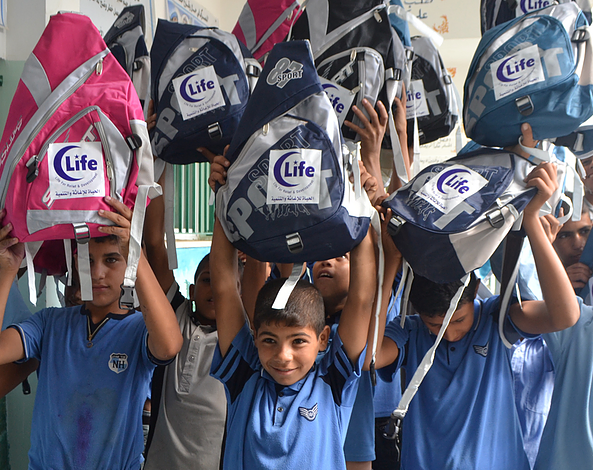 Life for Relief continues charity mission in spirit of Ramadan