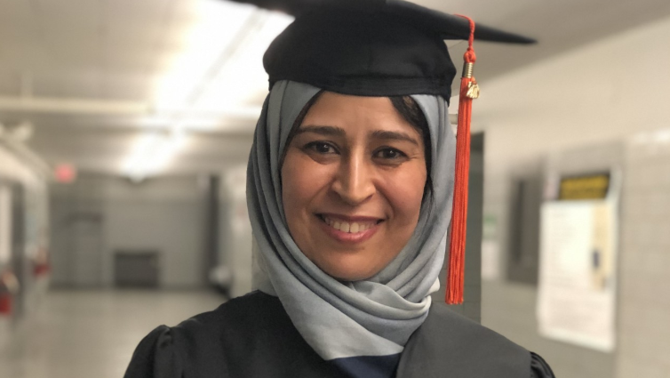 Dearborn mother of eight to graduate with engineering degree from Wayne State